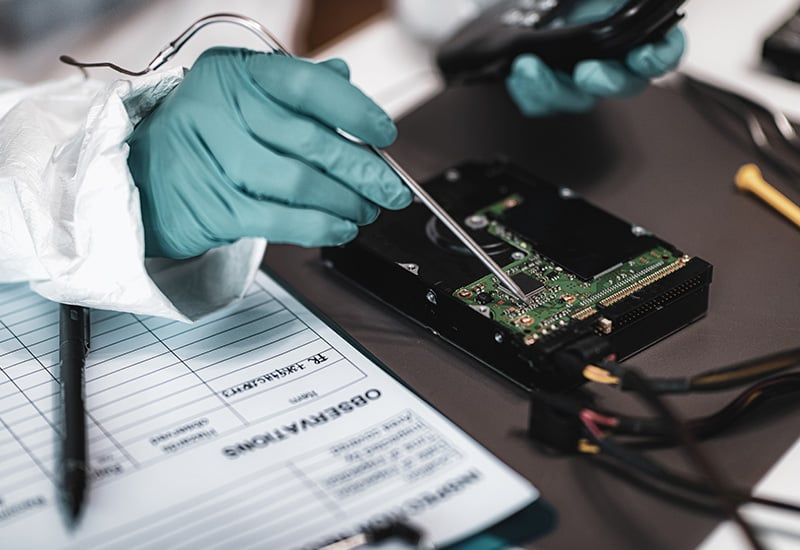 Cambridge Computer Forensics Expert
