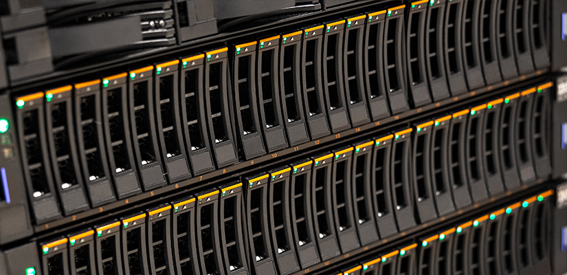 NAS Disk Cabinet