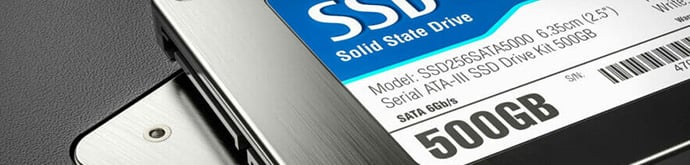 Solid State Drive Recovery